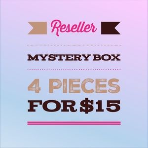 Other - Reseller Mystery Box Clothing